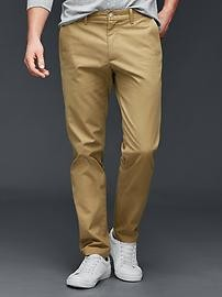 The gap khaki